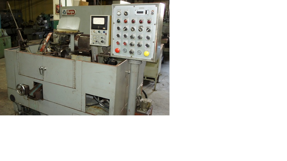 External Grinding Machine  Koyo ARED 100 TR8