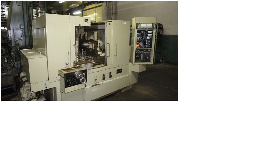 Internal Grinding Machine – WMW SIW 5