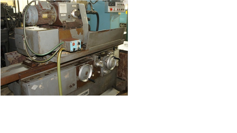 Internal Grinding Machine – TACCHELLA  612-S.F