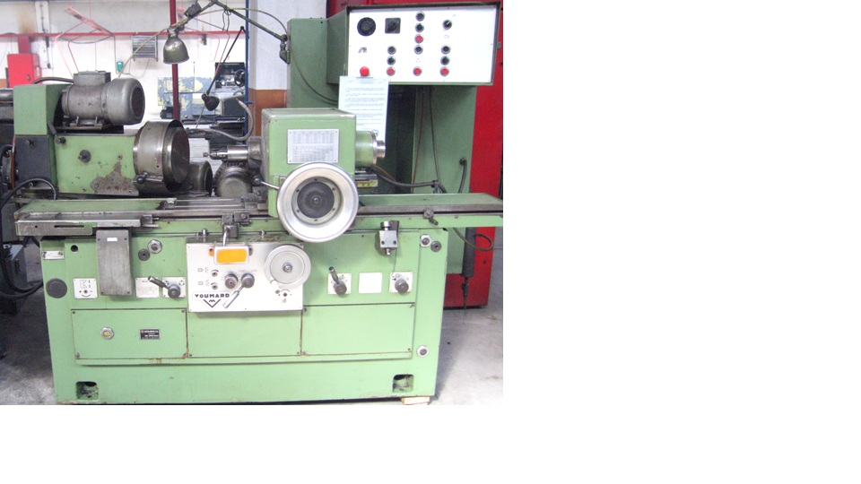Internal Grinding Machine – VOUMARD 5S