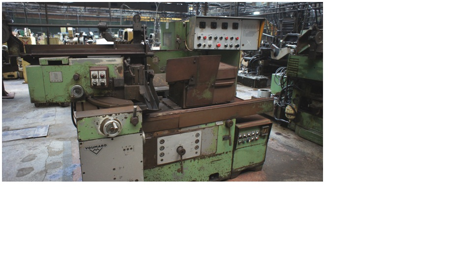 Internal Grinding Machine – VOUMARD 52A-ASCE