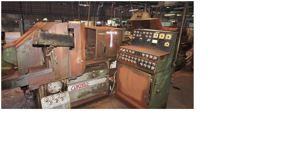 Internal Grinding Machine – CIMATIC  RGS-2CE