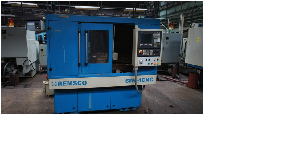 Internal Grinding Machine – WMW SIW 4/1B CNC