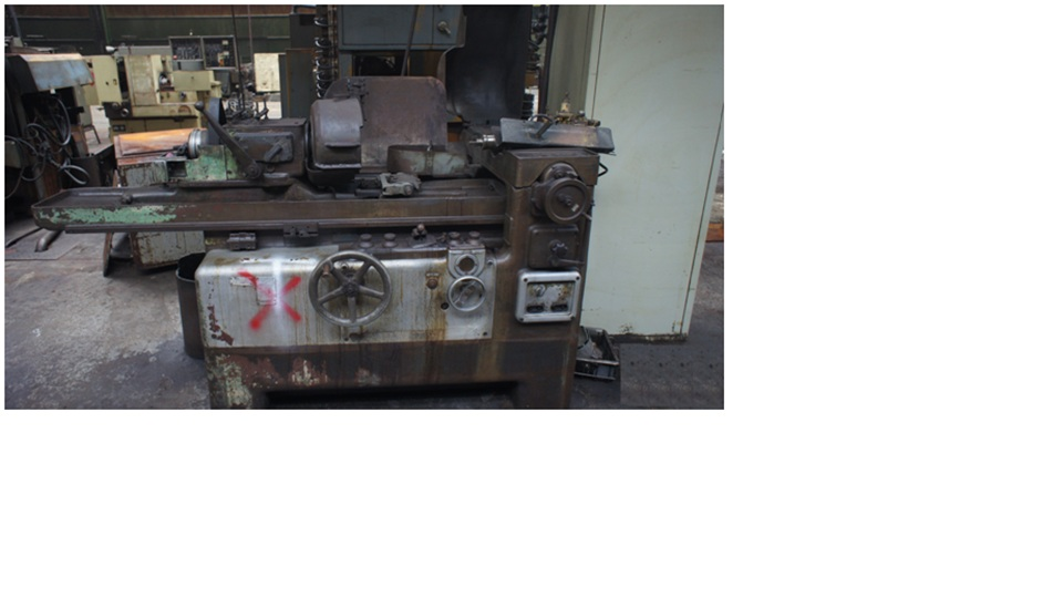 Internal Grinding Machine – WMW SY-125