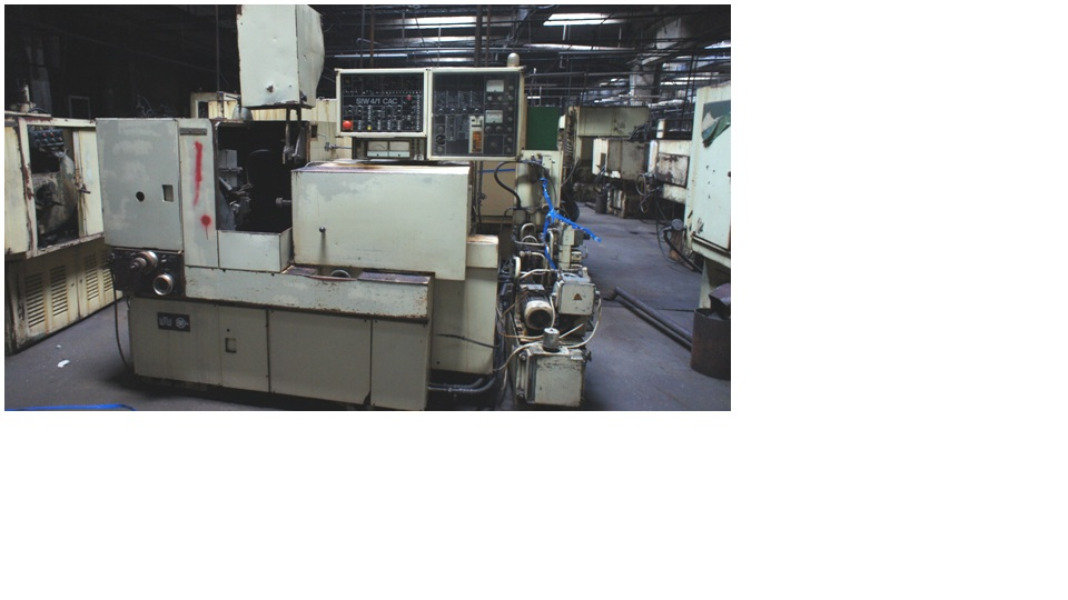 Internal Grinding Machine – WMW SIW 4/1B CAC