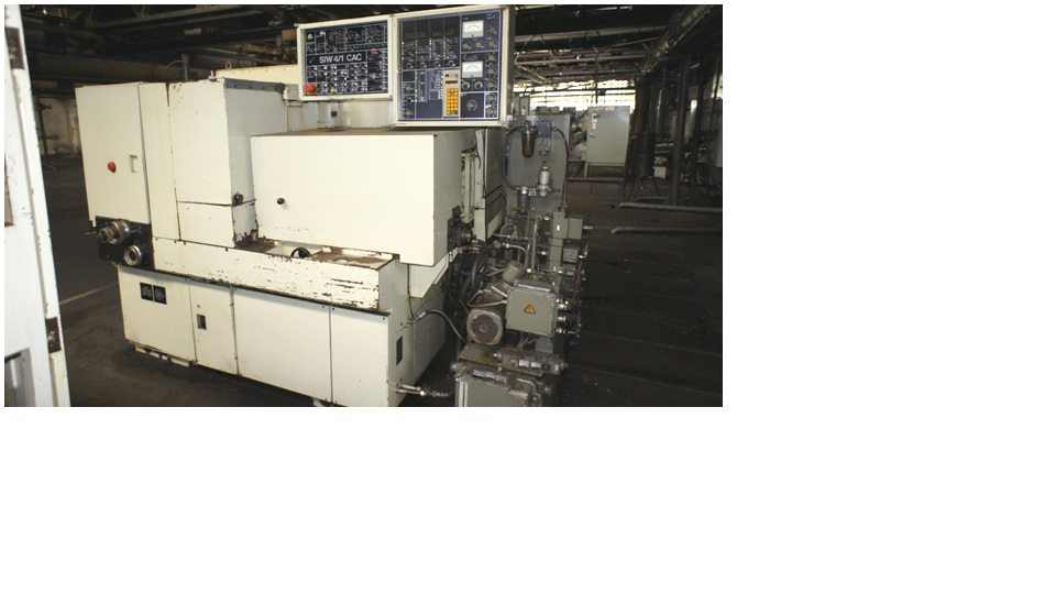 Internal Grinding Machine – WMW SIW 4/1E CAC
