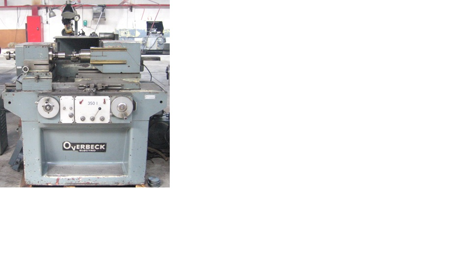 Internal Grinding Machine - OVERBECK 350 I
