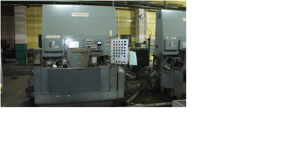 Internal Grinding Machine - CINCINNATI MILACRON HEALD ICF-91V.GB-122