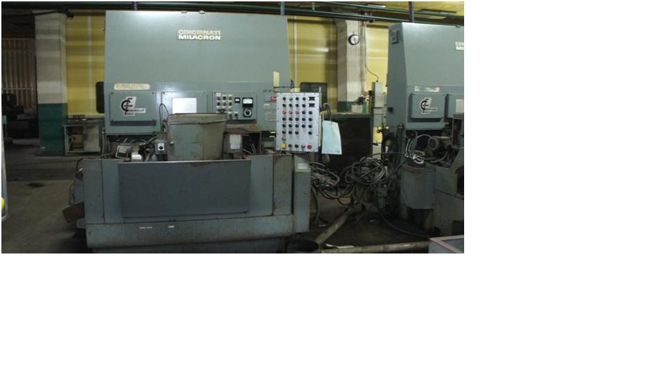 Internal Grinding Machine - CINCINNATI MILACRON HEALD ICF-91V.GB-121