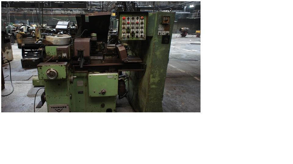 Internal Grinding Machine – VOUMARD  3-ASCE