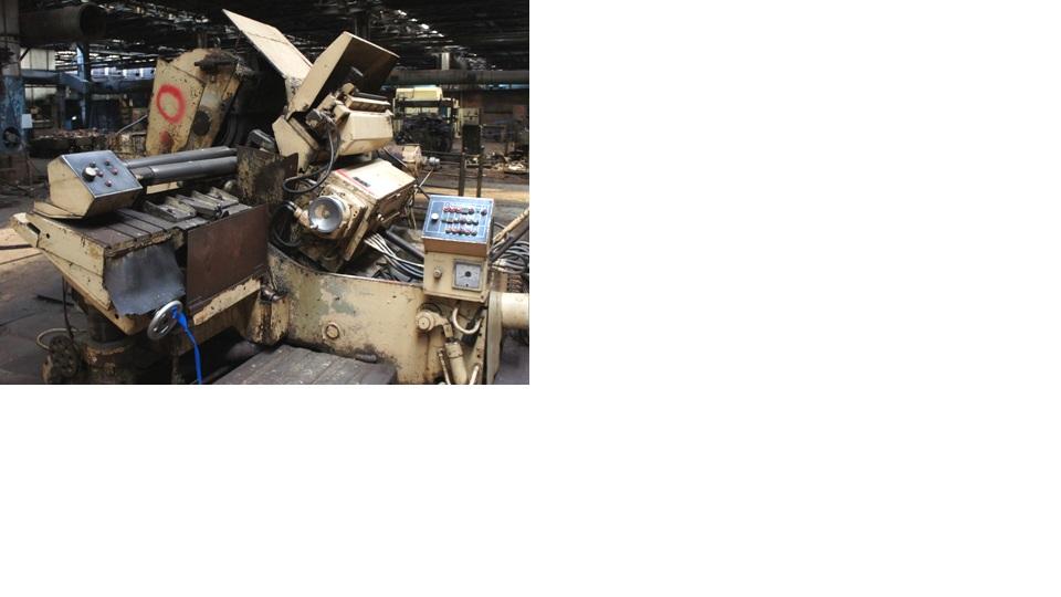 Centerless Grinding Machine – WMW SASL 400 x 500