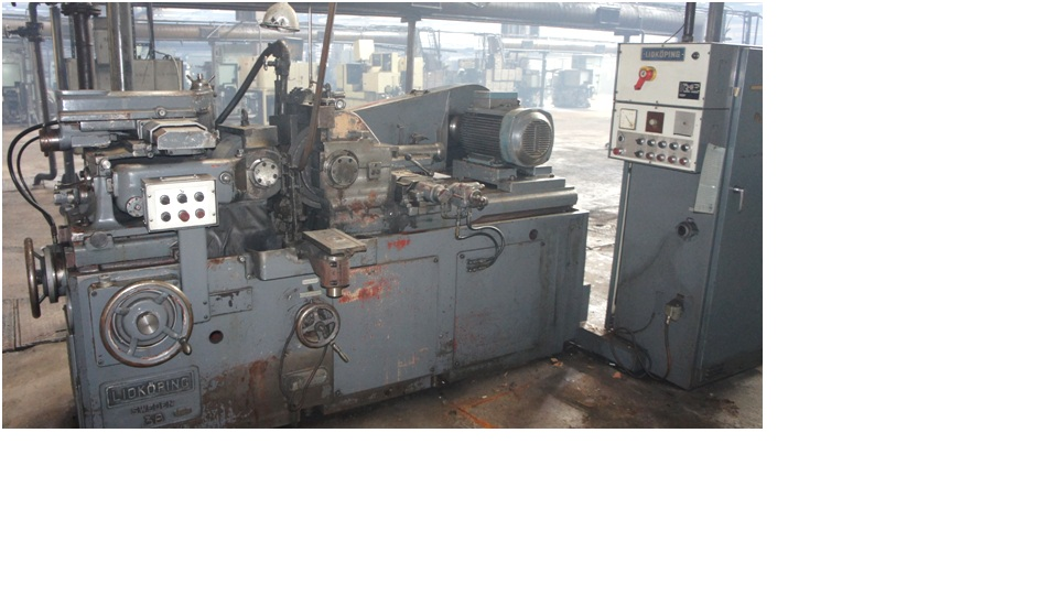 Centerless Grinding Machine     LIDKOPING – CL 3B
