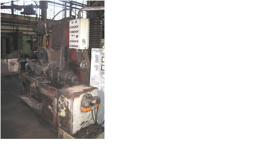 End rollers grinding machine      RMA 77