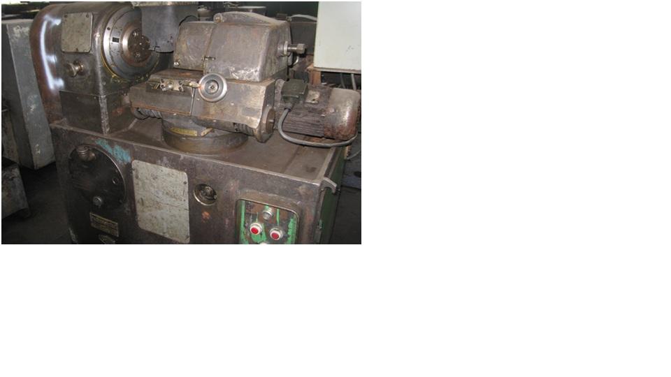 End rollers grinding machine      RMA 114