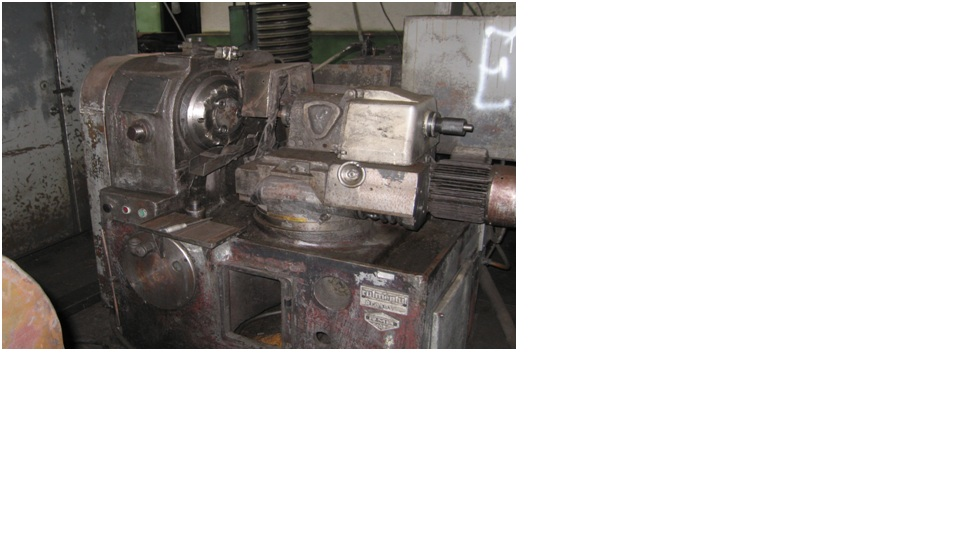 End rollers grinding machine      RMA 105