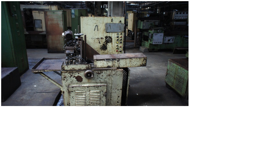 Super-Finishing Machine for Bearing Rings      MA 27