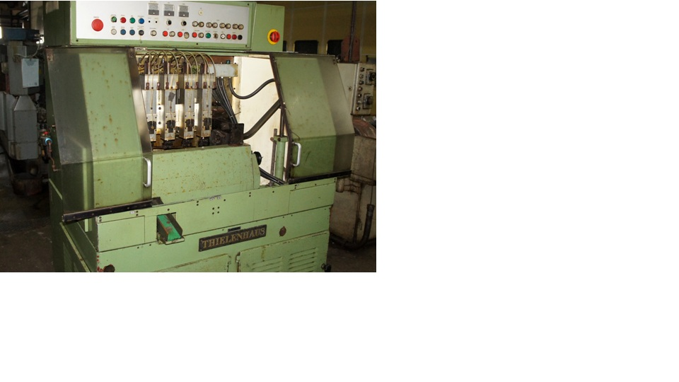 Super-Finishing Machine for  Tapered Rollers     KRM-50 A4A