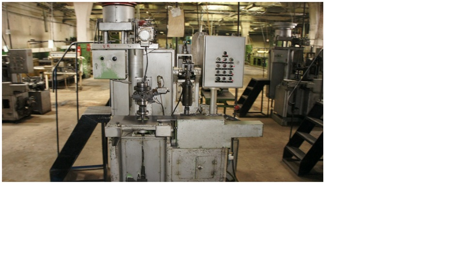 Machine for assembly Tapered Roller Bearings  RMA 122
