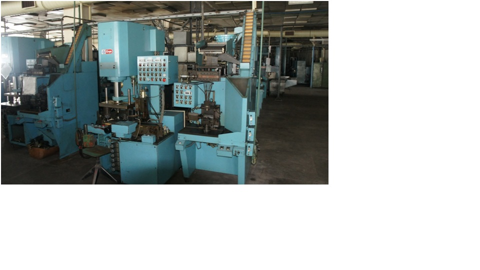 Semi-automated machine for assembly bearings for cardan drives,    Koyo AN10 -  NAM-B