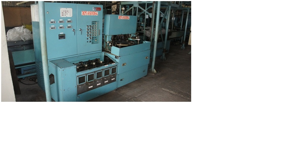Needel Bearings Automatic Inspection Machine,    Koyo   MIN 1   AN-8