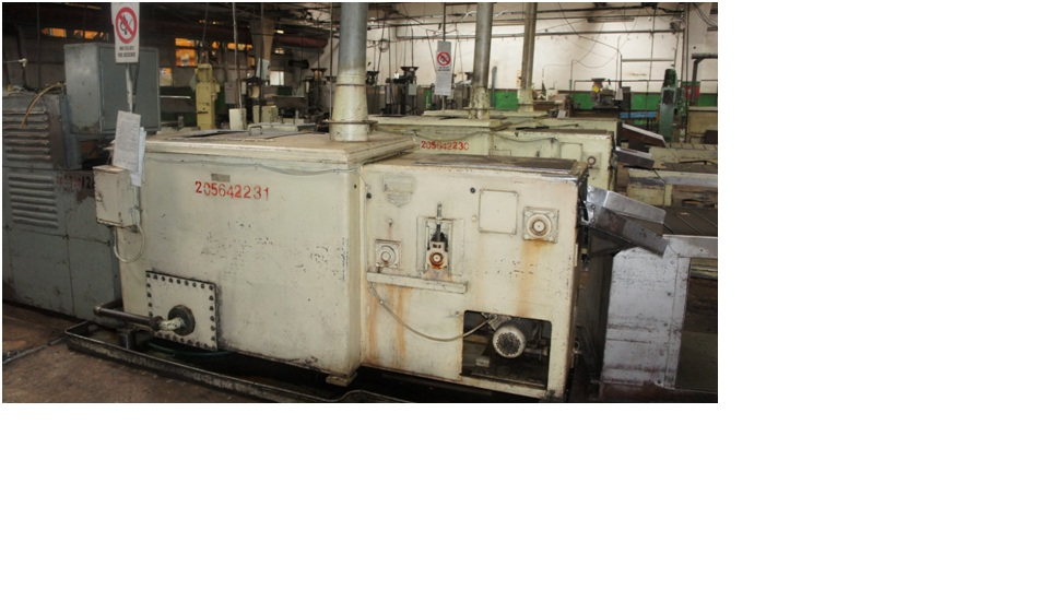 Line for Washing - Preservation - Demagnetizing and Marking Bearing    RMA 51A