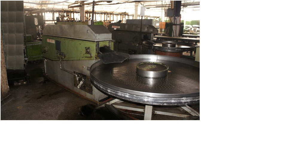 Preservation Line for Bearing    RMA 81