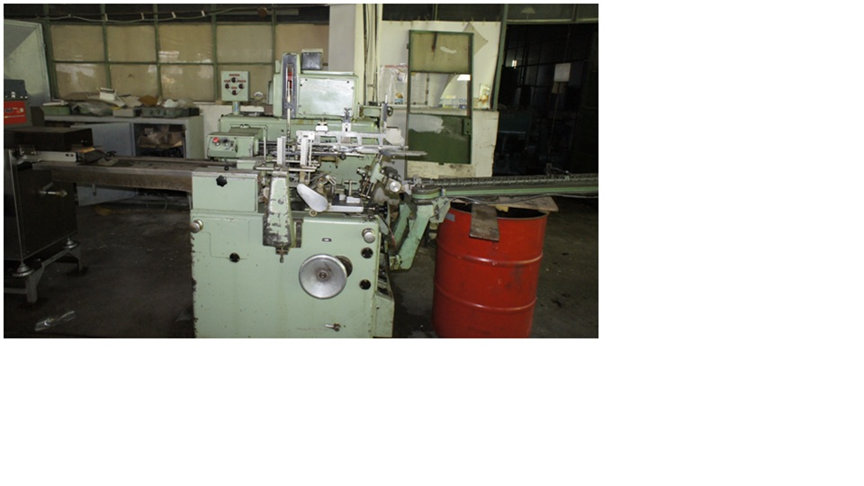 Packing Machine for Bearing    CAM