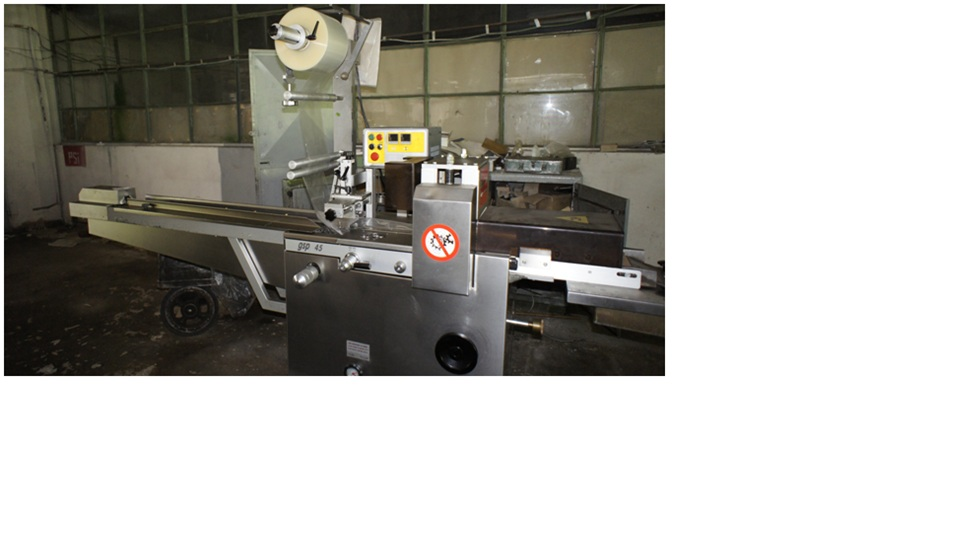 Draping  Machine for Bearing    OLIMPIA  GSP 45