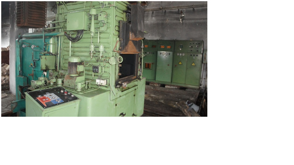 FURNACE for  HEAT TREATMENT   IPSEN