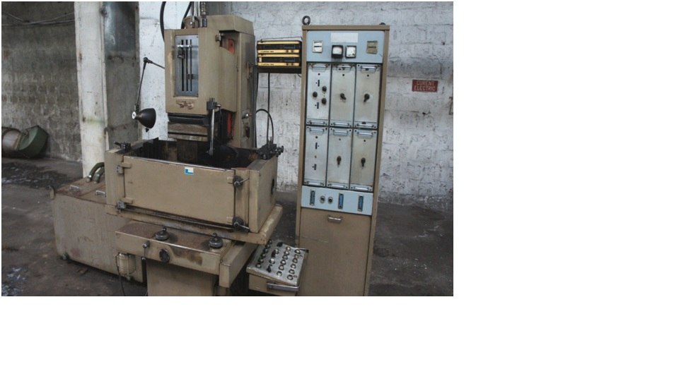EDM Machine ELER 03