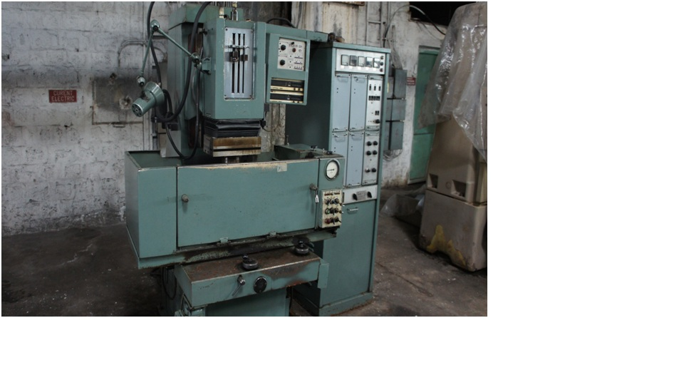 EDM Machine     ELER 01