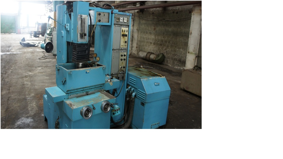 EDM Machine AGITRON (ELER 11)