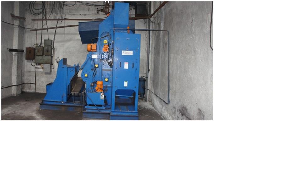 Sandblasting machine  T 85HDL