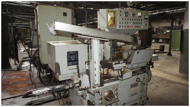 Internal Grinding Machine – Koyo  T 159 3D