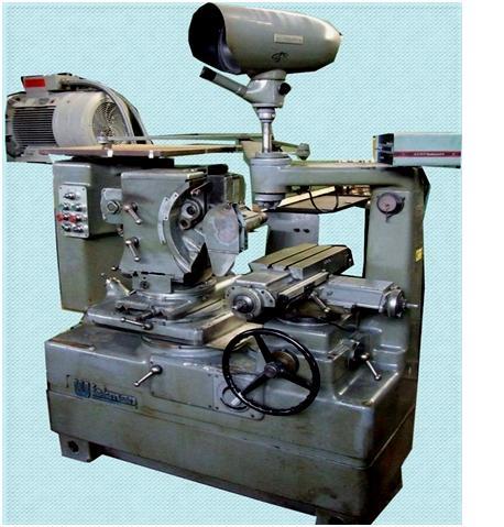 Optical Profile Grinding Machine Wickman