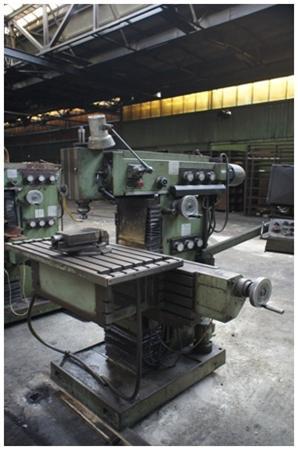 UNIVERSAL MILLING MACHINE CUGIR FUS 32