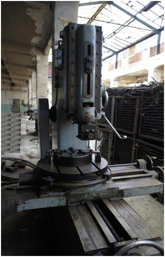 Vertical Slotting machine Shenzhen Richon Industry Co B 5032