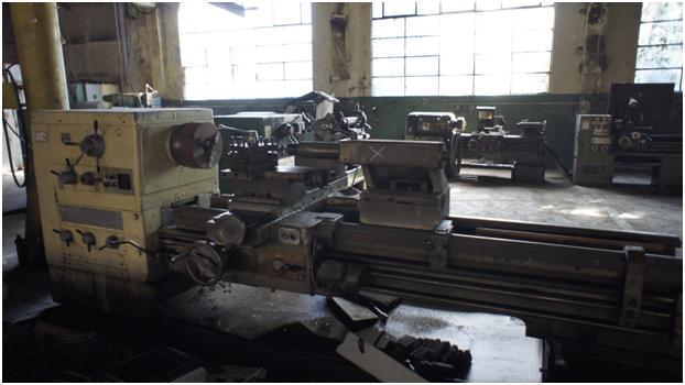 Parallel Lathe   SN 800