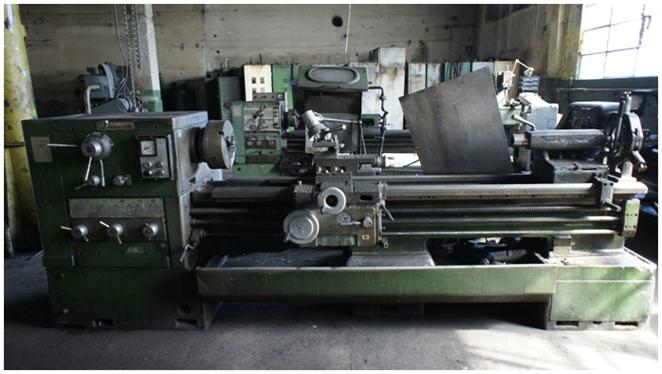 Parallel Lathe   SNA 560