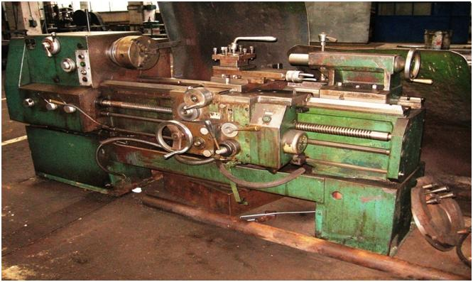 Parallel Lathe  ZMM    C11-MB-1000