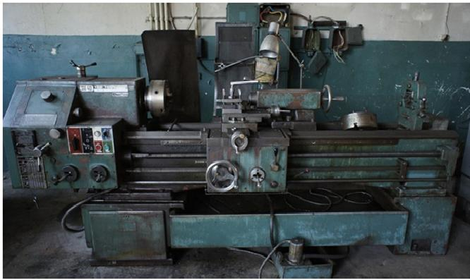 Parallel Lathe   SU 40 x 1500