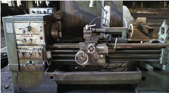 Parallel Lathe   SN 400 x1500