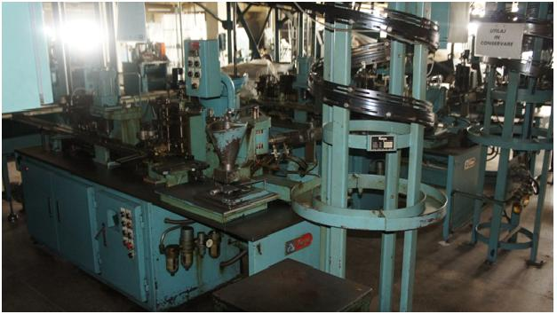 Semi-automated line for assembly bearings for cardan drives   Koyo  NAM-KC-S