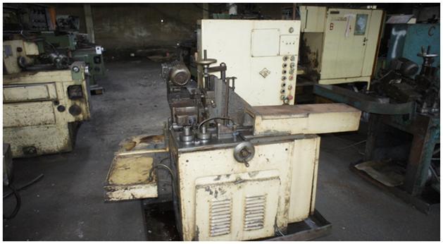 Super-Finishing Machine for Bearing Rings      MA 26