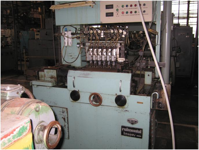 Super-Finishing Machine for Tapered Rollers     AM 278M