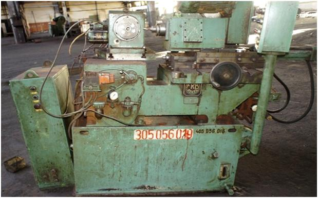 MILLING MACHINE for BRASS CAGES    MFC-3