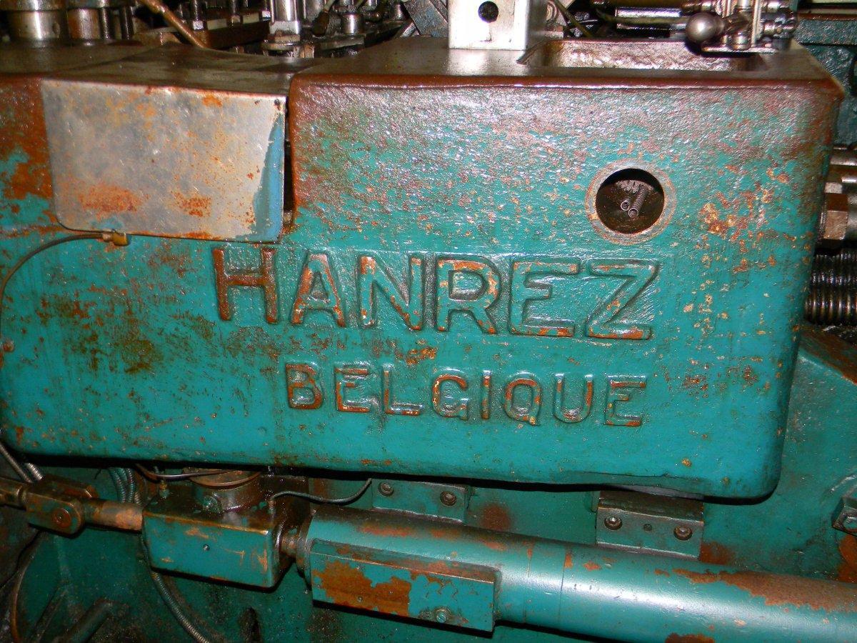 Transfer Header HANREZ  Belgium PRL 5